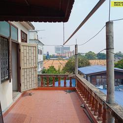 ขายตึกแถว 4 ชั้น 2 คูหา ติดถนนลำลูกกา คลอง2 ตรงข้ามร้านสุกี้ตี๋น้อย  รูปเล็กที่ 5