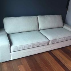 Sofa Bed Ikea 3 Seats รุ่น KIVIK รูปเล็กที่ 1