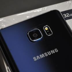 ซัมซุง note5 32GB  สี Black sapphire รูปเล็กที่ 2