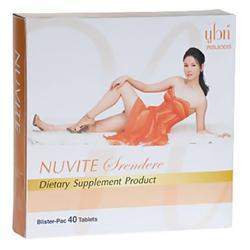 อาหารเสริม นูไวท์ สเรนเดอเร่ Nuvite Srendere ช่วยกระชับต้นแขน ต้นขา หน้าท้องแบนเรียบ ดักจับไขมันสัตว์ คาร์โบไฮเดรต และแป รูปเล็กที่ 2