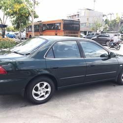 HONDA ACCORD 2.3 auto รุ่นงูเห่า ปี2001 รถบ้านสวยเดิมกริบสุด รูปเล็กที่ 3