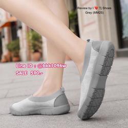 รองเท้าผ้าใบ สุคคิ้วท์ วัสดุผ้าใบอย่างดี ระบายอากาศได้ดีมาก